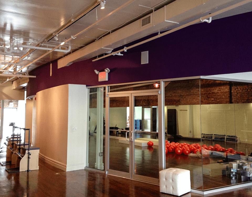 renaissance pilates studio design