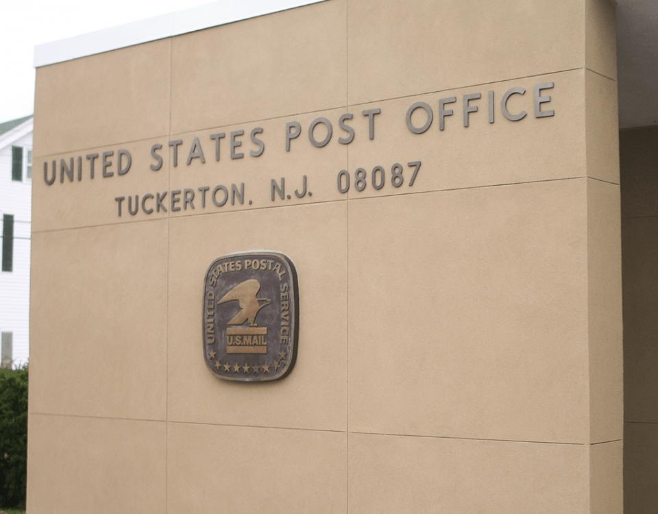 tuckerton post office design